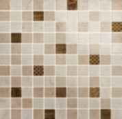 MOSAICO MIX GOLD 213840 300 х 300