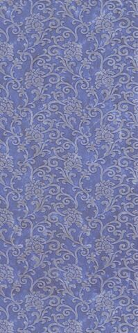 Gracia Ceramica Granada blue decor 03 250х600
