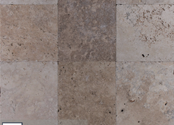 Classic Mix Commercial Travertine Tumbled (Турция)