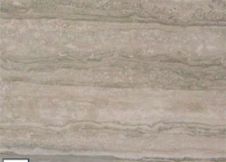 Silver Travertine Vein Cut (Турция)