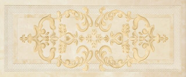 Gracia Ceramica Palladio beige decor 01 250х600