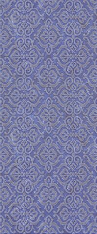 Gracia Ceramica Granada blue decor 04 250х600
